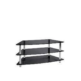 Mercury 3 Shelf Corner Unit Black Reviews