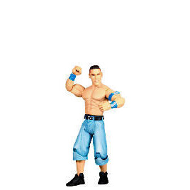 WWE Ruthless Aggression John Cena Action Figure Reviews