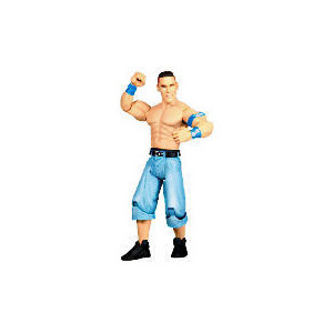 Photo of WWE Ruthless Aggression John Cena Action Figure Toy