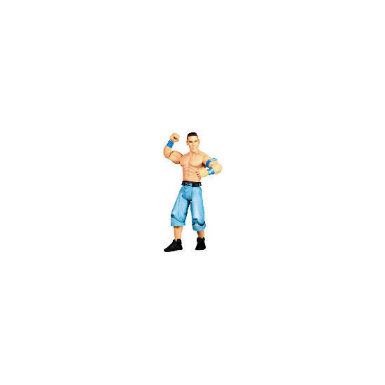WWE Ruthless Aggression John Cena Action Figure