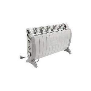Photo of DeLonghi HCO630T 3KW Convector Heater With Thermostat and Timer Electric Heating
