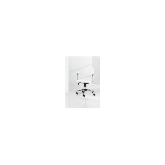Monroe Office Chair, White