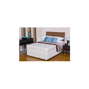 Photo of Silentnight Miracoil 3-Zone Maine Ortho King Non Storage Divan Set Bedding
