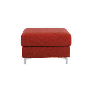 Photo of Westport Foot Stool, Red Furniture