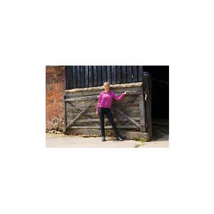 Photo of Tottie Amelia Jodhpur Black / Pink Size Small Sports and Health Equipment