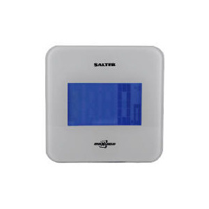 Photo of Salter Max View White Electronic Scale Scale