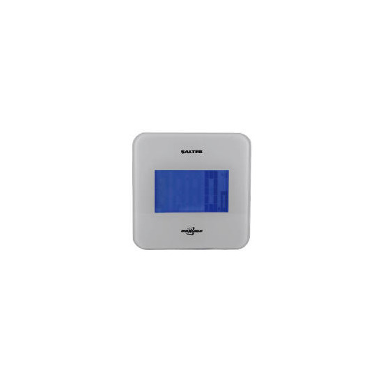 Salter Max View White Electronic Scale