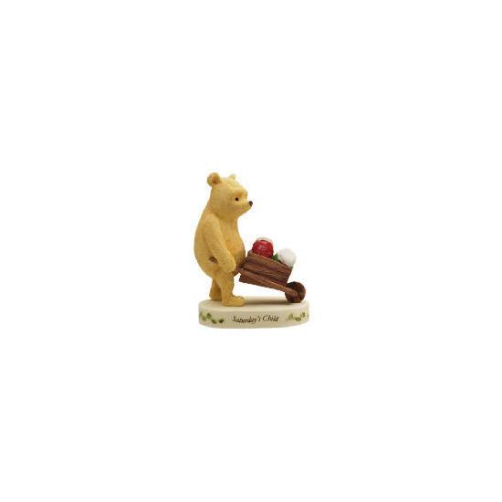 Winnie The Pooh Saturdays Child