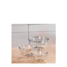 Pyrex 3 Piece Bowl Set Reviews
