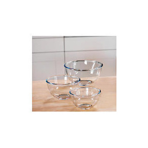 Photo of Pyrex 3 Piece Bowl Set Kitchen Accessory