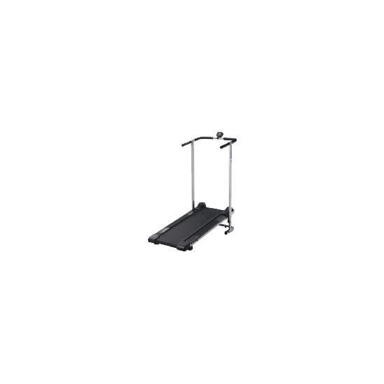 V fit Manual Treadmill (foldable)