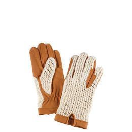 Harry Hall Crotchet Backed Gloves Medium Mixed Reviews