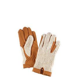 Harry Hall Crotchet Backed Gloves Medium Mixed Reviews