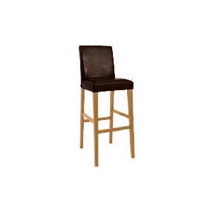 Photo of Campania Barstool, Brown Furniture