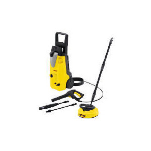 Photo of K491MD+ & T200 Pressure Washer Cleaner