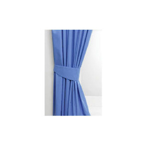 Photo of Tesco Kids Blue Curtains Bed Linen