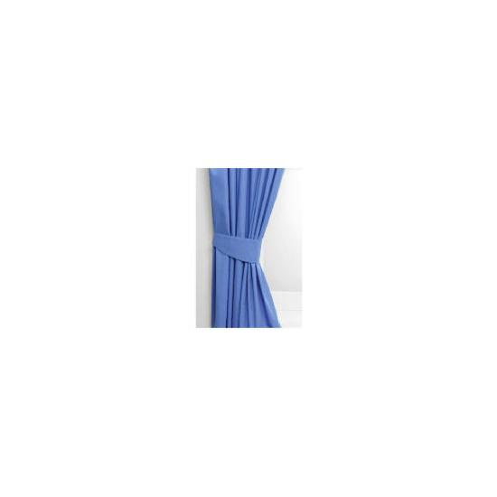 Tesco Kids Blue Curtains