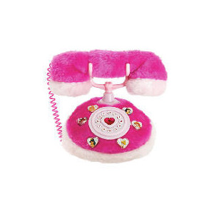 Photo of Disney Princess Fur Phone Toy