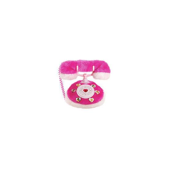 Disney Princess Fur Phone