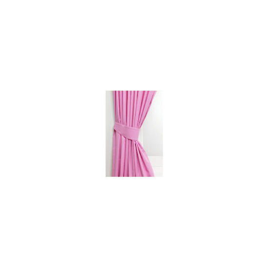 Tesco Kids Pink Curtains