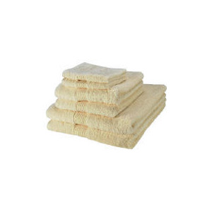 Photo of Egyptian Cotton Towel Bale Ecru Towel