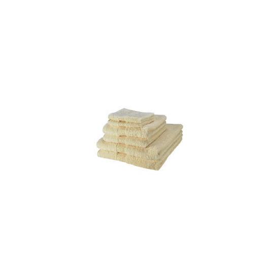 Egyptian Cotton Towel Bale Ecru