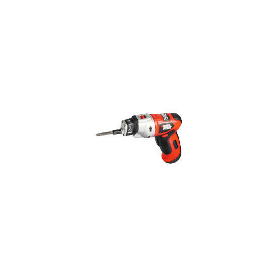 Black and Decker Screwdriver Lithium Ion