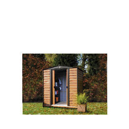 10x8 Woodvale Wood & Metal Shed Reviews