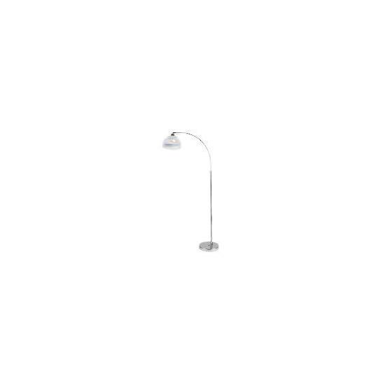 Tesco Bobble Floor Lamp, Clear