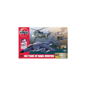 Photo of Humbrol Airfix 100 Years Of Naval Aviation Toy