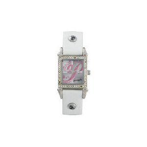 Photo of Pineapple White Cuff Watch Watches Woman