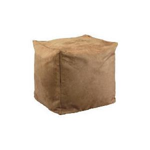 Photo of Bean Cube Faux Suede, Caramel 45X45 Furniture