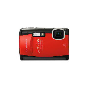 Photo of Olympus Mju Tough 6010 Waterproof Digital Camera