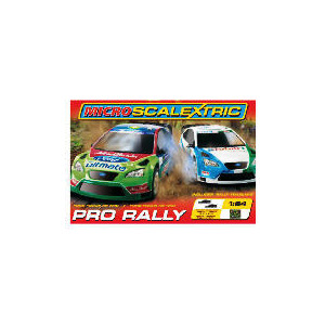 Photo of Micro Scalextric Pro Rally Toy