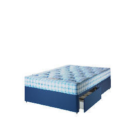 Camborne 2 Drawer King Size Divan Set With Ortho Mattress Reviews