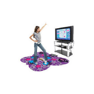 Photo of Hannah Montana Rock The Stage Dance Mat Toy