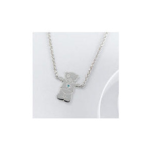 Photo of ME TO YOU STERLING SILVER TATTY TEDDY NECKLACE Jewellery Woman