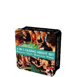 4-in-1 Casino Night Set Reviews