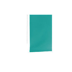 Photo of Thermal Blackout Blind 120CM Teal Curtain