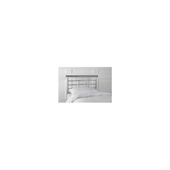 Rockford Single Alloy Headboard