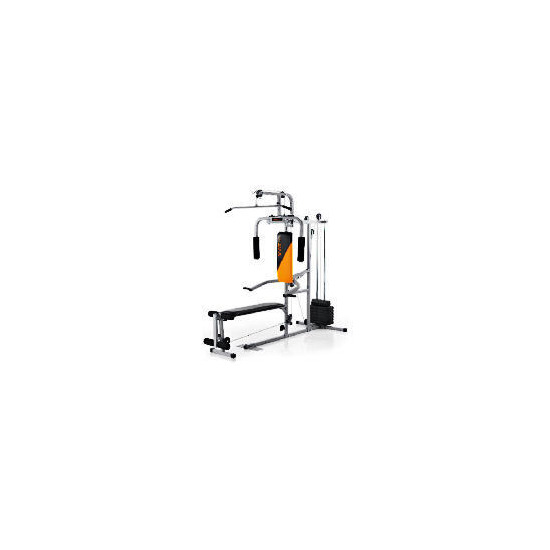 V Fit Herculean Lay Flat Home Gym