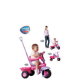 Smart Trike 3-in-1 Pink Reviews