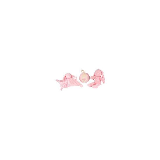 Tesco Cuddle Me Pink Gift Set