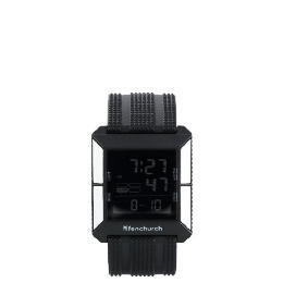 FENCHURCH BLACK RUBBER DIGI WATCH/BAG Reviews
