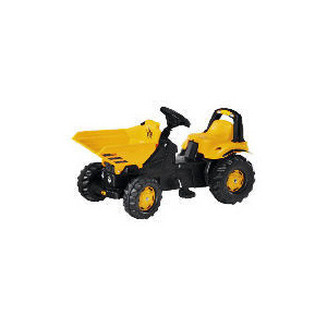 Photo of JCB Dumper Truck Pedal Tractor Toy