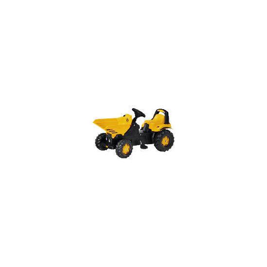 JCB Dumper Truck Pedal Tractor