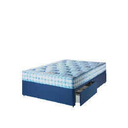 Camborne 2 Drawer Single Divan Set With Ortho Mattress Reviews