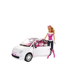 Barbie Doll & Fiat Car Reviews