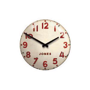 Photo of Jones & Co Simpson Tin Clock Clock