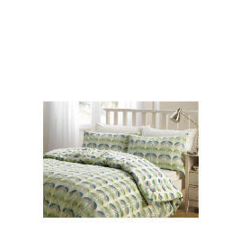 Tesco Retro Print Duvet Set Single, Multi Reviews